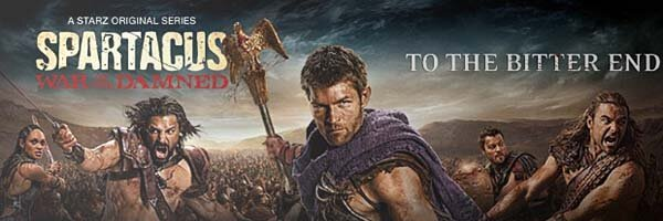 Спартак: Война проклятых / Spartacus: War of the Damned 1 сезон 1 серия