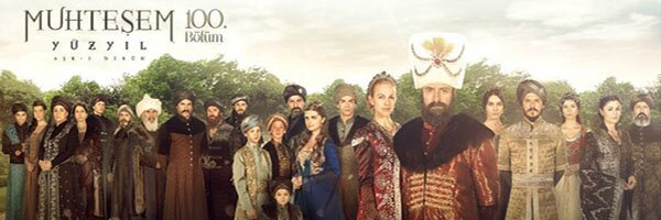Великолепный век смотреть онлайн 3 сезон (с 64 по 109 серии)