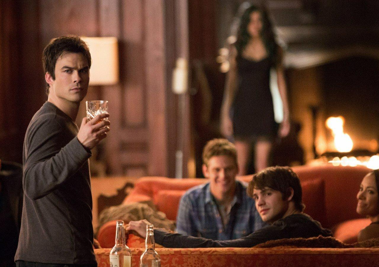 Дневники вампира 5 сезон 10 серию смотреть онлайн