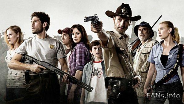 the walking dead смотреть онлайн 1 сезон 1 серия:
