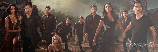 смотреть дневники вампира 3 сезон 1 серия онлайн